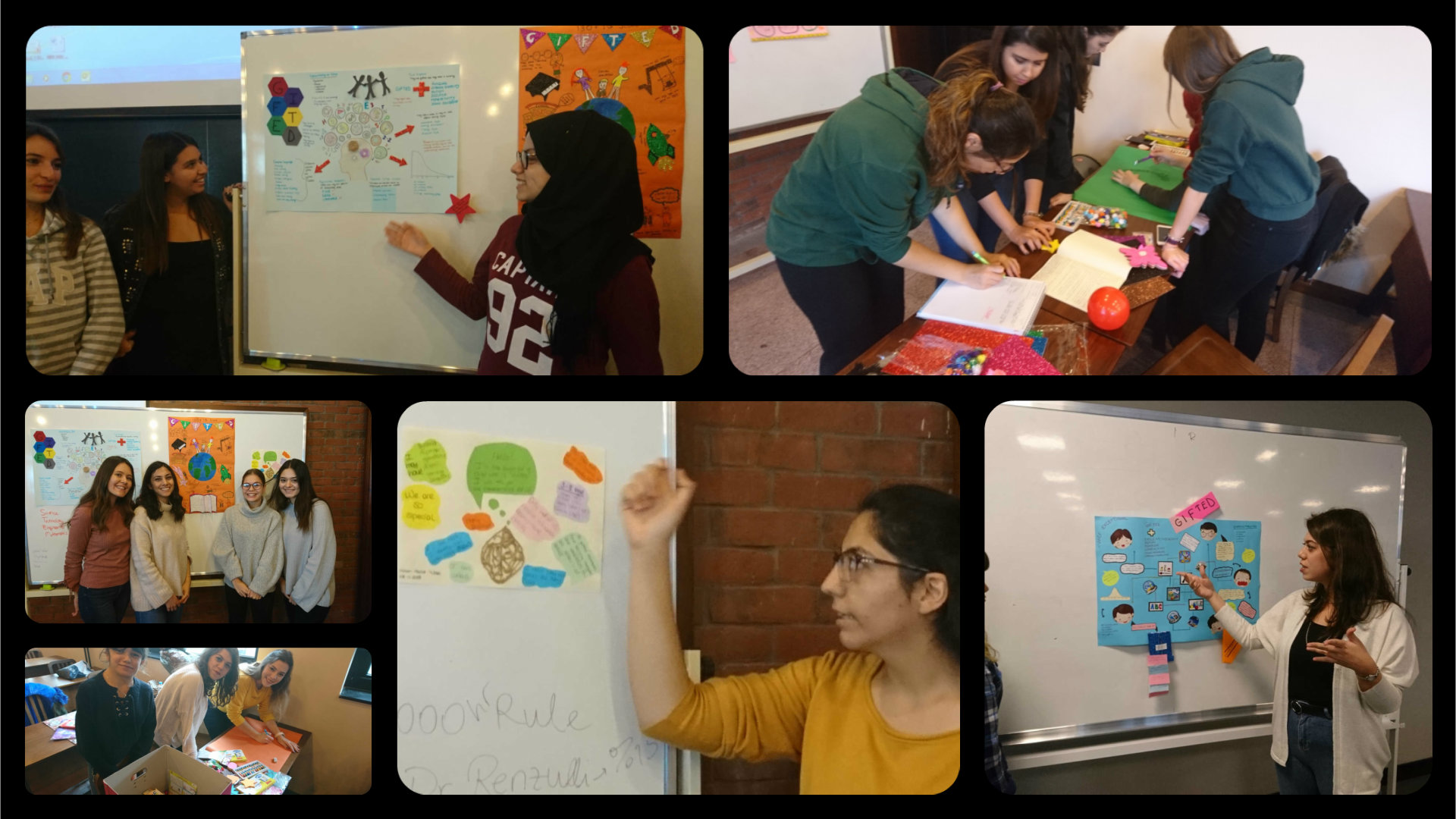 Active Learning In Development And Education Of The Gifted Course Ted University